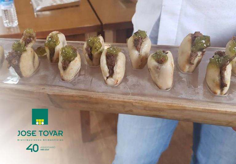 José Tovar amplía su cartera de proveedores con Foster Food