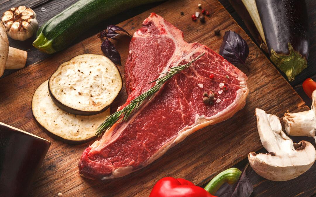 Los beneficios de incluir la carne en tu dieta