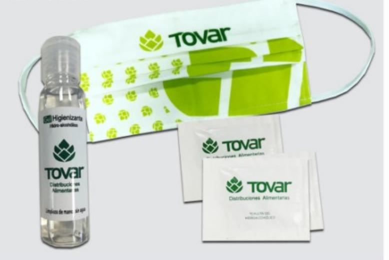 Tovar lanza productos especiales sanitarios para hostelería anti Covid