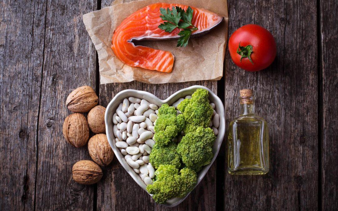 Cuida tu corazón con una alimentación saludable