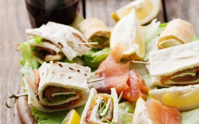 Tapas y ensaladas ideales para este verano